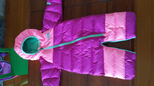 Habit hiver The north face