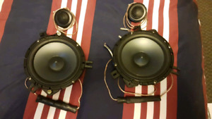 """Car Stereo - 2.1 System; 2-6x8's, 10""""sub etc"""