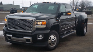 2015 gmc 3500 Denali dually