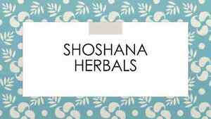 Herbal healing products