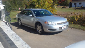 2013 chev impala for sale