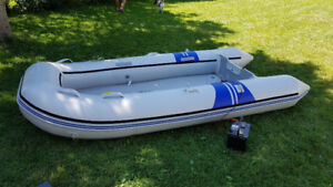 SATURN SD330 11ft NEW INFLATABLE BOAT, Factory Demo