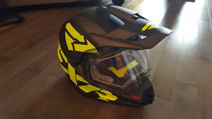 FXR Helmet with Heated Shield