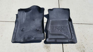 Weather Beater Floor Mat Liners - Fits 2014-18 Chev/GM 1500