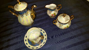 Brand new Royal Japan Tea Set
