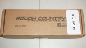 Rough County Suspension Systems 1144 HD Tie Rod Sleeve