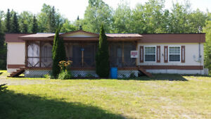 Permanent /Recreational Home,Quick Closing Available