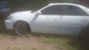 CAMRY FOR PARTS OR REPAIR