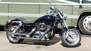 Kawasaki Vulcan Meanstreak