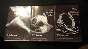 Fifty Shades of Grey Series