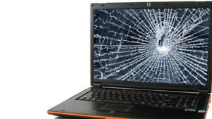 GOT A BROKEN LAPTOP, COULD BE WORTH SOME CASH