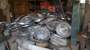hubcaps , wheel covers collection