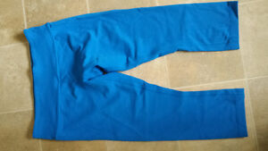 Wunder unders size 10 and swiftly long sleeve size 8