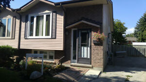 House For Lease In Oshawa-Available November 1, 2018