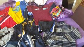 Boys bundle clothes