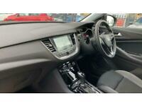 2019 Vauxhall Grandland X 1.2 Turbo Sport Nav Auto (s/s) 5dr SUV Petrol Automati