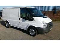 2008 08 FORD TRANSIT 2.2 280 LR 1D 85 BHP 1 OWNER X COUNCIL SWB IN HOUSE S/H