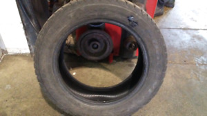 205/55R16 GOODYEAR NORDIC WINTER 1X