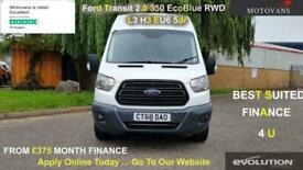 2018 Ford Transit 2.0 350 EcoBlue RWD L3 H3 EU6 5dr, 1 OWNER , FSH , 1YR MOT, WA