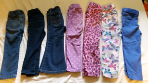 Girls size 3T pants