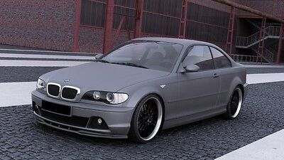 bmw e46 frontspoiler. Black Bedroom Furniture Sets. Home Design Ideas