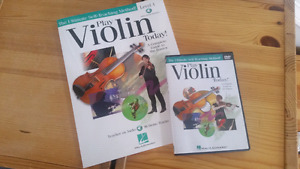 Play Violin Today-Level 1-Book & Dvd
