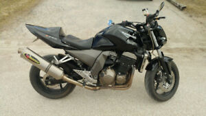 Kawasaki Z750 New Used Motorcycles For Sale In Ontario From