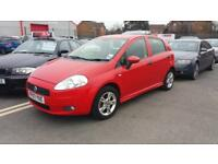 2007 07 FIAT GRANDE PUNTO 1.4 ACTIVE SPORT 5 DOOR.GREAT LOOKING CAR.NEW CLUTCH .