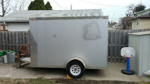 6 x 12 x 6 cargo trailer for sale