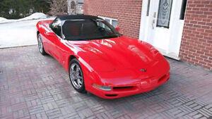 2001 Chevrolet Corvette Cabriolet