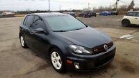 2013 Volkswagen GTI - NAVI - SUNROOF - LEATHER