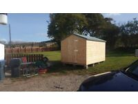 12ft x 8ft Garden Shed