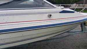86 bayliner 6cyl 150 outboard
