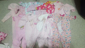 Baby girl clothing LOT!  6 months -12 months