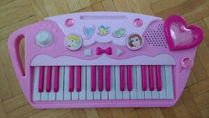Piano de princesse (Disney)