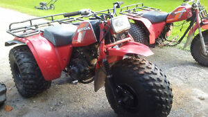 Four wheeler wanted