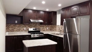 Brand New Basement Apartment for Rent