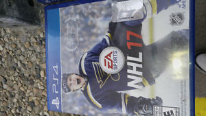 Uncharted 4 and NHL17 pickup only.