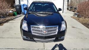 2010 Cadillac CTS Sport Sedan
