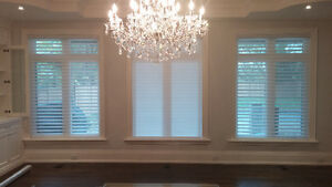 Custom Blinds and Shades...Lowest Price Guarantee.. Oakville / Halton Region Toronto (GTA) image 1