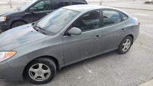 2010 Hyundai Elantra 5 speed $3000 excellent condition
