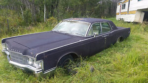1969 Ford Lincoln Continental