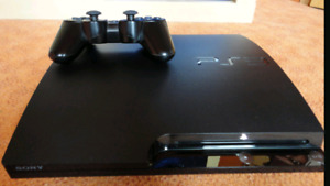 Modded PS3 500 GB millions of games