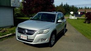 2009 Volkswagen Tiguan Comfortline AWD $7000 OBO **Reduced**