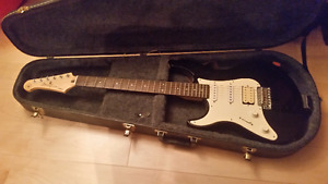 Left-handed Yamaha Pacifica Electric Guitar