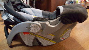 LIGHTLY USED BABY TREND NEW BORN CARSEAT