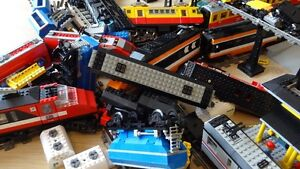 I will buy your Lego Sets, complete or bulk, Lego TRAINS wanted!