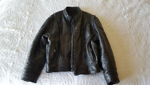 Motor Cycle Leather Riding Gear