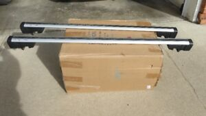 Original Mercedes Benz roof cross bars