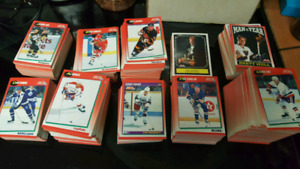 1991 score NHL hockey cards collection